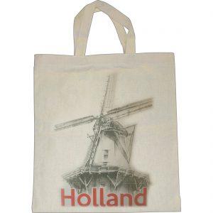 Canvas Tas Hollandse molen