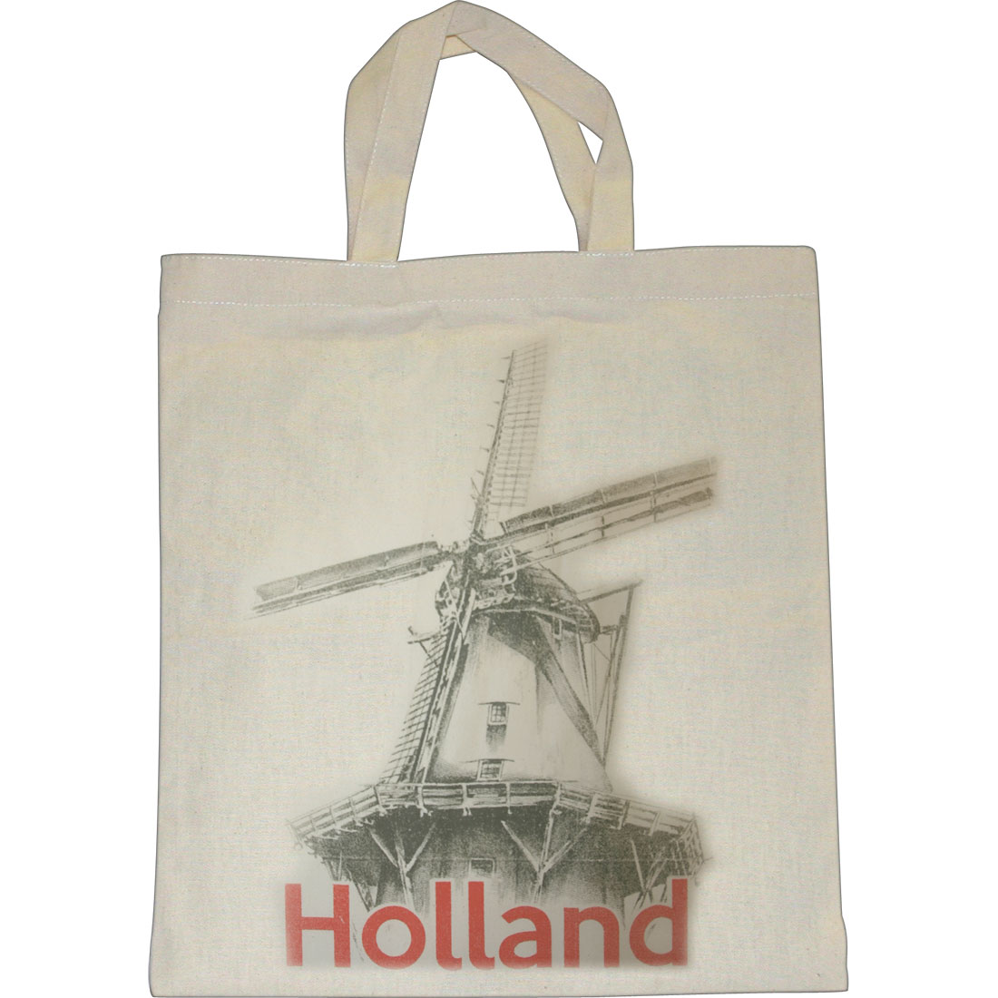 Canvas Tas Hollandse molen