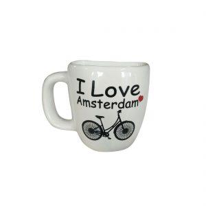 HKS063 - Mok Magneet I love amsterdam