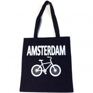 10-016-Canvastassen-Black-Bike-Amsterdam
