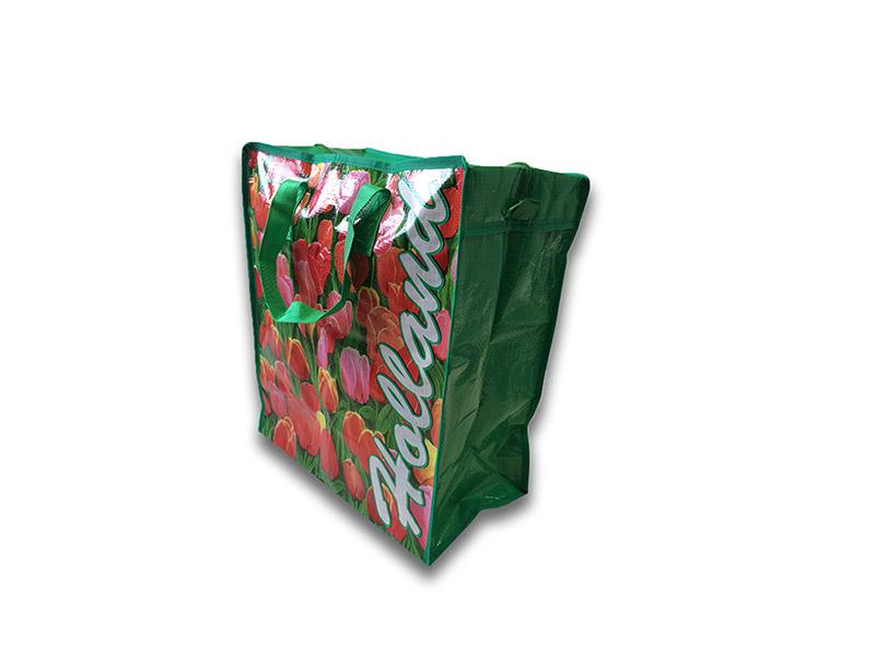 Shopper bag tulpen