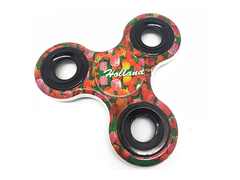 Spinner tulp design