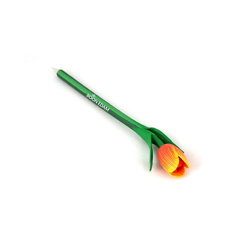 Tulp pen met logo