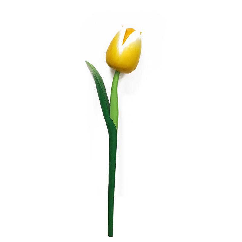 Afbeelding van 1 Meter tulp geel