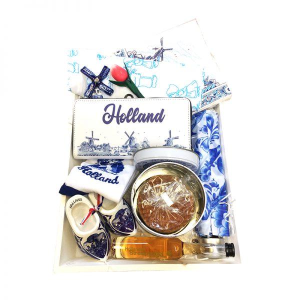 Delfts blauw geschenkpakket