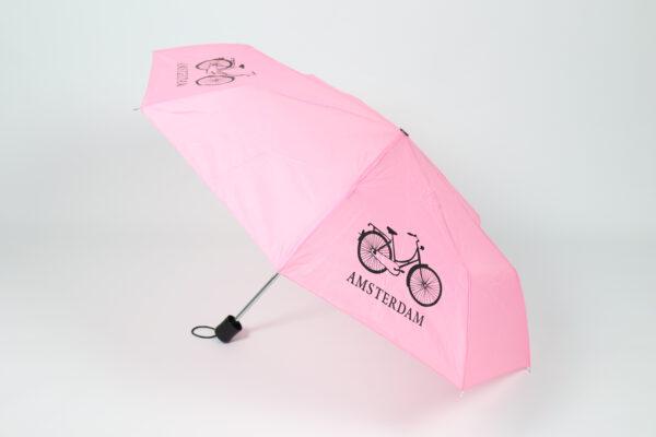 Paraplu Roze Amsterdam