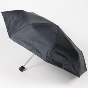 Paraplu zwart zonder tekst